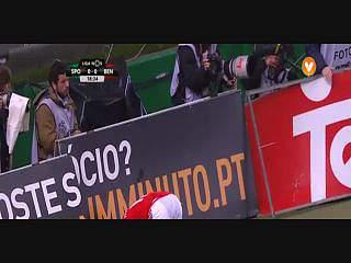 Benfica, Caso, Gaitán, 19m