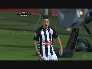 Liga (5ªJ): Resumo Nacional 2-0 Marítimo