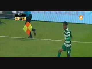 Sporting, Jogada, Carrillo, 57m