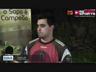 BBVA vs ROFF - Flash Interview Carlos Gil