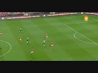Liga (3ª J): Resumo Benfica 3-2 Moreirense