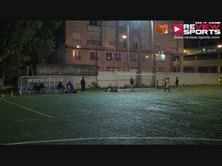 P.AMARELAS 3 VS 2 J.MARTINS - Novo golo de Willy