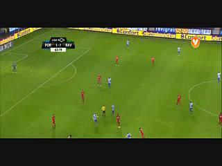 FC Porto, Jogada, Brahimi, 63m