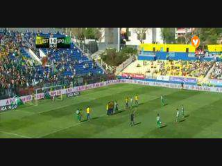 Sporting, Jogada, Montero, 37m