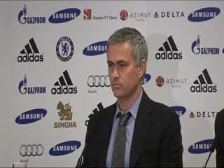 Mourinho «Agora sou o Happy One»