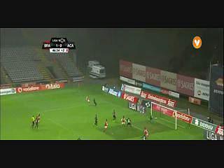 Sp. Braga, Golo, Stojiljkovic, 47m, 2-0