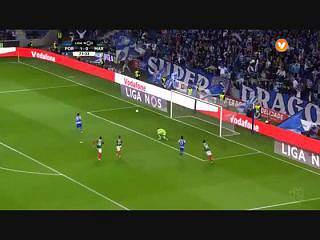 FC Porto, Jogada, J. Corona, 71m