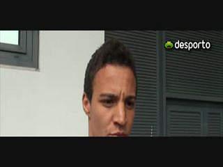 Luisão, Aimar e Rodrigo sem medo do Dragão