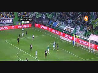 Sporting, Golo, Adrien Silva, 30m, 1-1