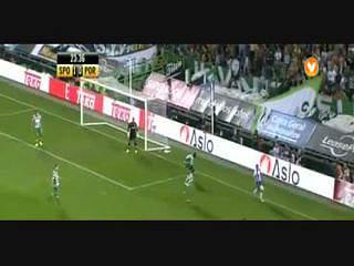 FC Porto, Jogada, Jackson Martínez, 24m