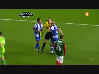 FC Porto, Caso, Maxi Pereira, 37m