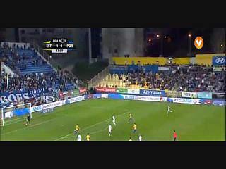 FC Porto, Golo, Aboubakar, 18m, 1-1