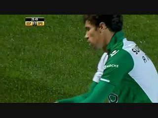 Sporting, Jogada, André Martins, 21m