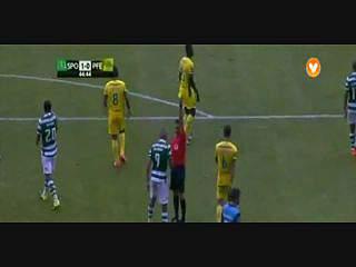 Sporting, Caso, Slimani, 45m