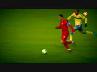 Playoff: Golos de Ronaldo à Suécia