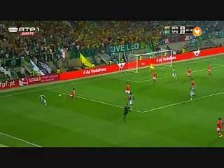 Sporting, Jogada, T. Gutiérrez, 48m