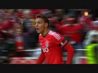 Liga (15.ª Jornada): Resumo Benfica 2-0 FC Porto