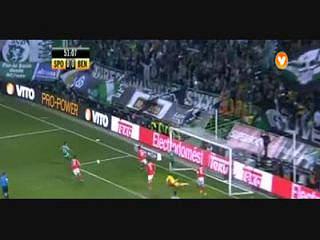 Sporting, Jogada, Cédric, 51m
