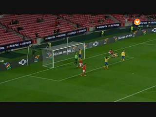 Benfica, Jogada, Rui Fonte, 29m