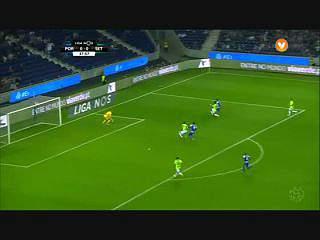 FC Porto, Jogada, Tello, 38m