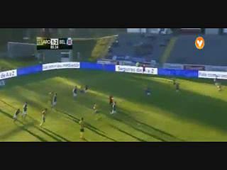 Arouca, Golo, Hugo Bastos, 86m, 2-2