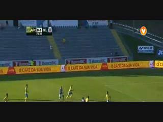 Belenenses, Golo, Luís Leal, 71m, 0-2