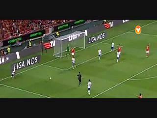Benfica, Caso, Gaitán, 42m
