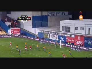 Benfica, Jogada, André Almeida,  8m