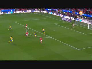 Benfica, Caso, Mitroglou, 53m