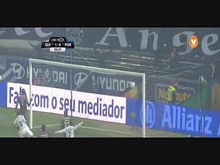 Liga (18ª J): Resumo V. Guimarães 1-0 FC Porto