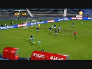 Sporting, Jogada, Adrien Silva, 57m