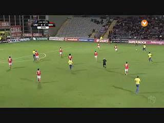 Resultado ao Intervalo – U. Madeira 0-0 Benfica