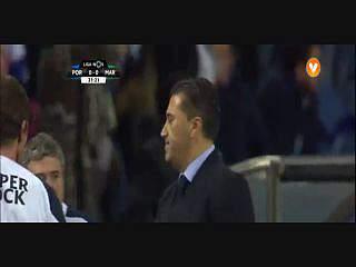 FC Porto, Golo, Salin (p.b.), 22m, 1-0