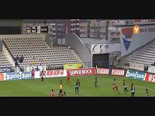 Resultado ao Intervalo – Gil Vicente 0-0 Nacional