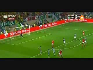 Benfica, Jogada, Ola John, 28m