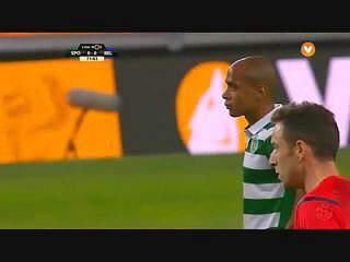 Sporting, Jogada, João Mário, 71m