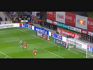 Liga (29ªJ): Resumo Sp. Braga 1-1 Porto