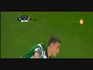 Sporting, Jogada, Daniel Podence, 70m