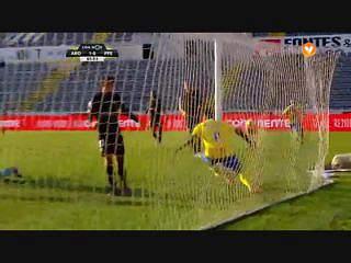 Liga (11ªJ): Resumo Arouca 1-0 P. Ferreira