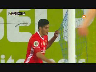 Benfica, Jogada, A. Zivkovic, 91m