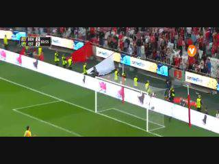 Benfica, Jogada, Carrillo, 61m