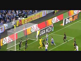FC Porto, Jogada, Marcano, 28m