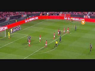 Benfica, Caso, Samaris, 75m