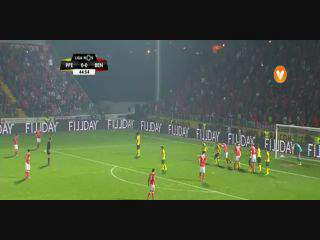 Benfica, Jogada, Jonas, 45m