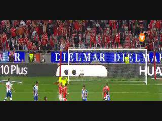 Liga (27ªJ): Resumo Benfica 1-1 FC Porto