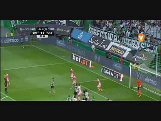 Liga (34ª Jornada): Resumo Sporting 4-1 Chaves