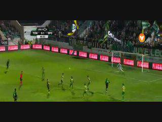 Sporting, Jogada, Bas Dost, 47m
