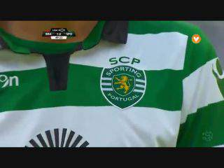 Sporting, Golo, Bas Dost (g.p.), 50m, 1-1