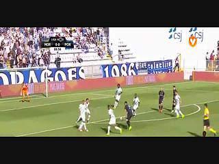 FC Porto, Jogada, Soares, 7m