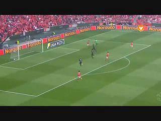 Benfica, Golo, R. Jiménez, 16m, 2-0